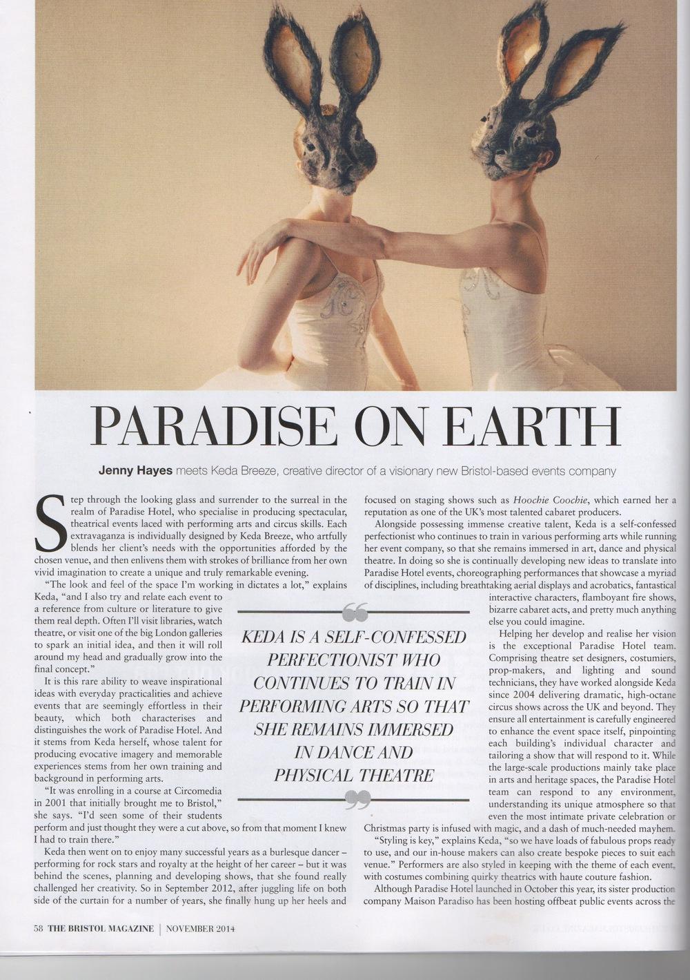 KedaBreeze,BristolMagazine