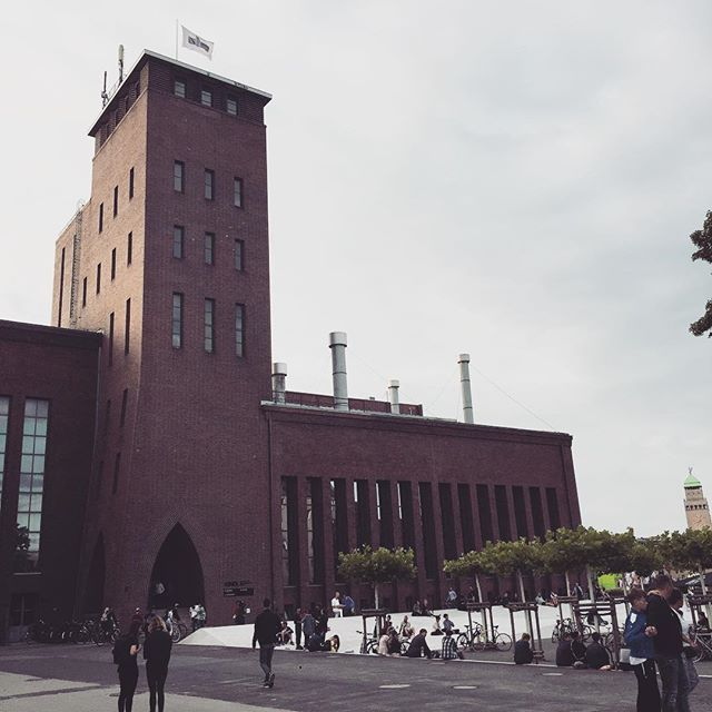 Loving the new addition to the hood. Konig Otto Bier Garten! #meinhood #berlin #neukolln #architecture #kiez