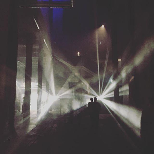 Berlin Atonal at Kraftwerk. Where dreams are made.....:.