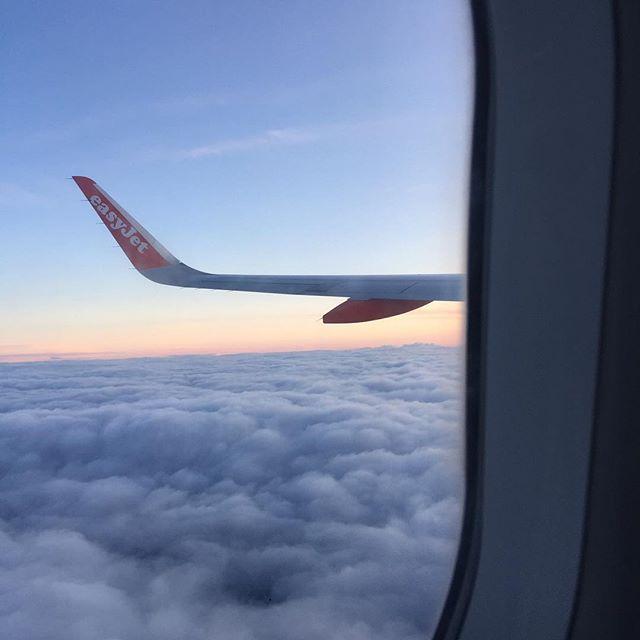 Dreamy sky pinnacles. #nofilter