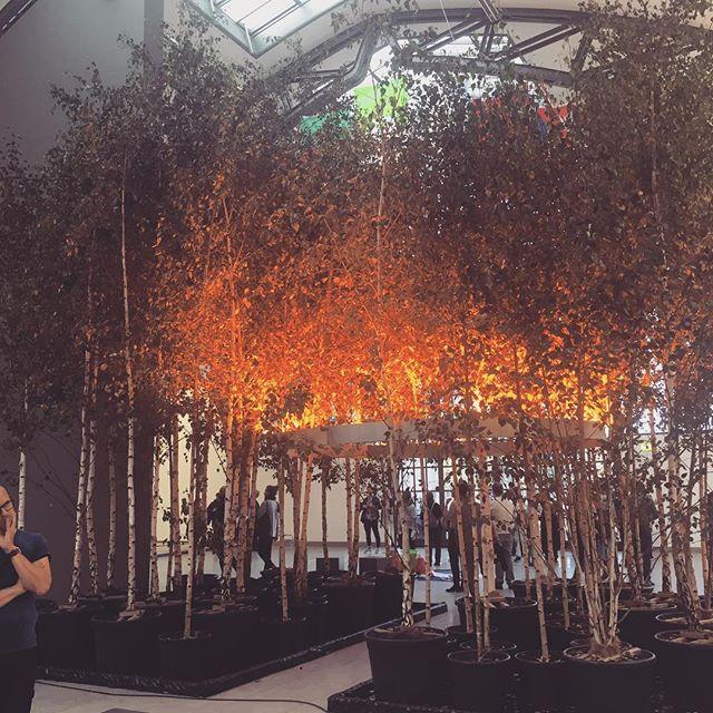 Festival of Futures Now. Reunited with @pehpers  #kunst #installationart #hamburgerbahnhof