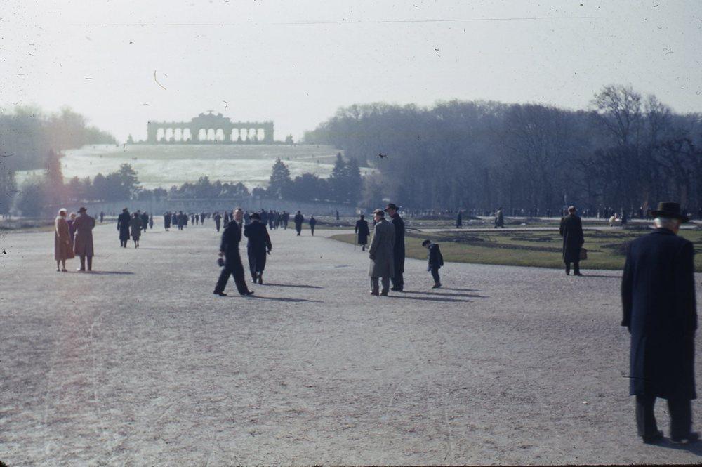 Schonbrunn Palace, 1966