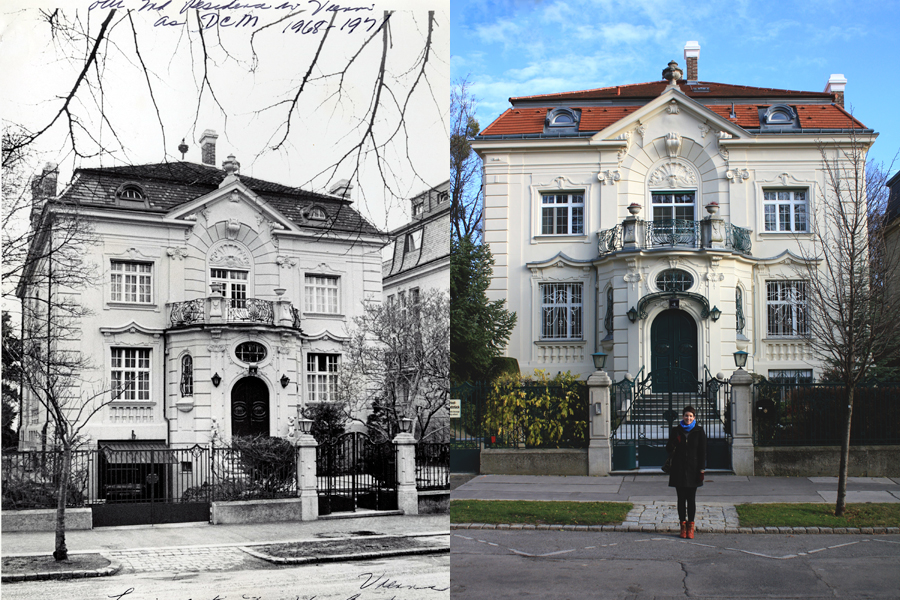 Linneplatz House.