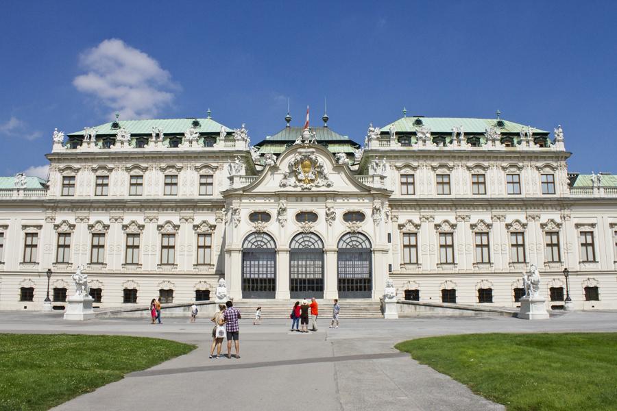 Belvedere Palace 2