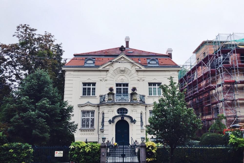 Linneaplatz House