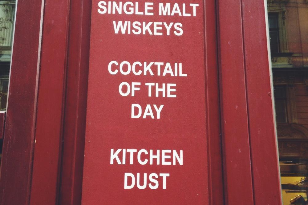 Kitchen Dust