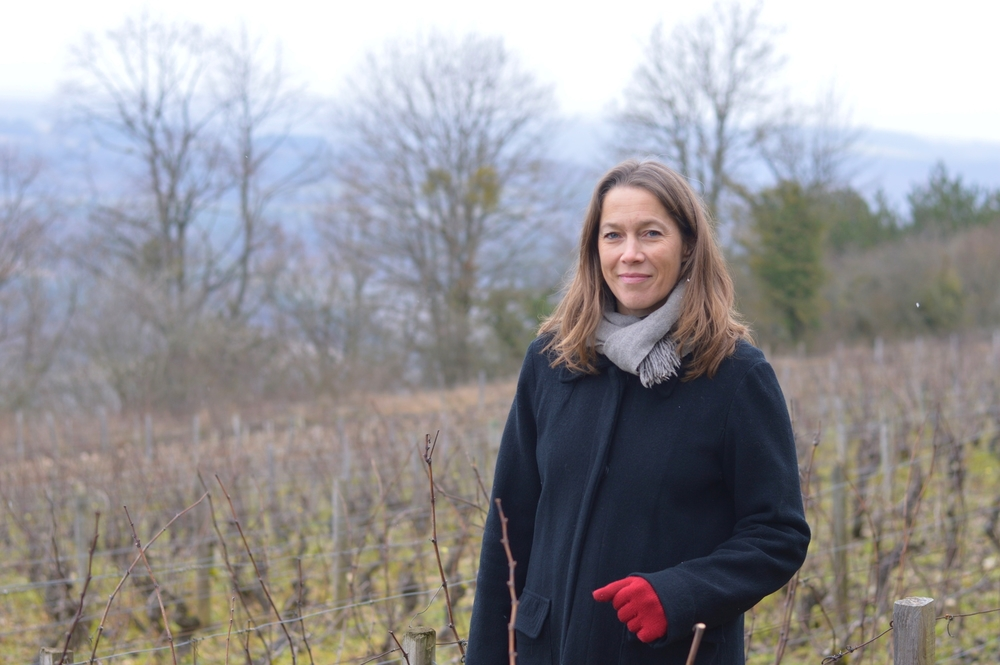 Axelle Machard de Gramont (Domaine Bertrand Machard de Gramont)