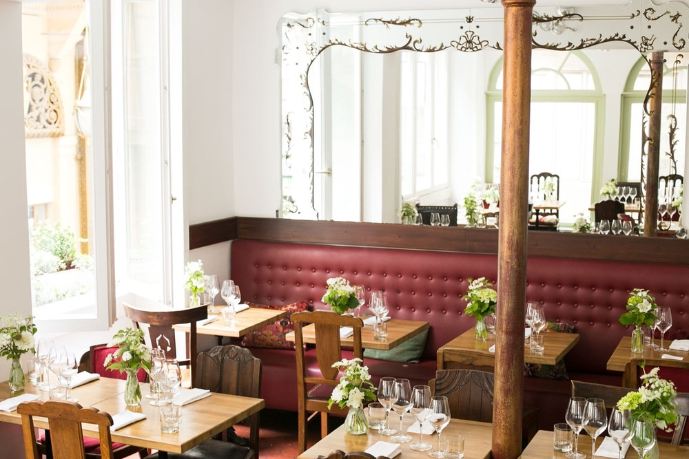 The Dining Room at Verjus