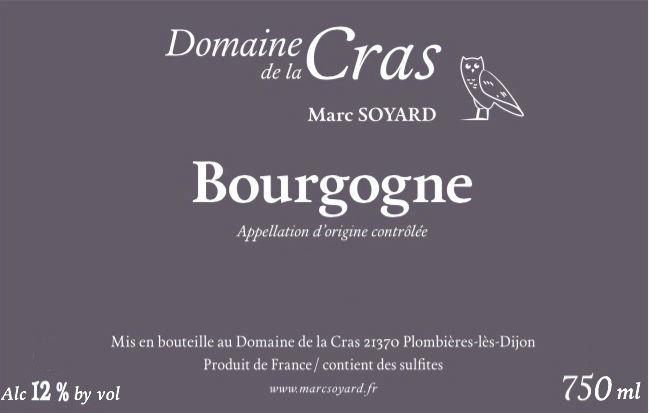Cras Bourgogne Rouge CdD Front US.jpg