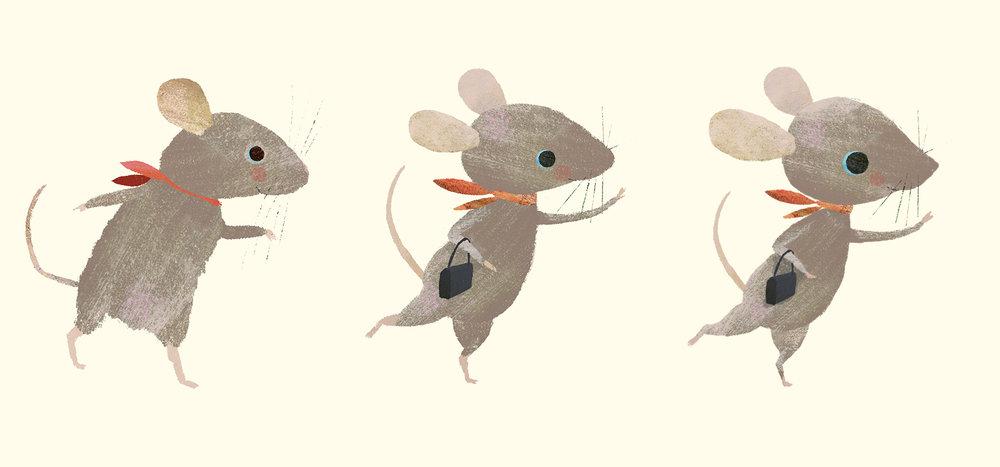 Mouse evolution!