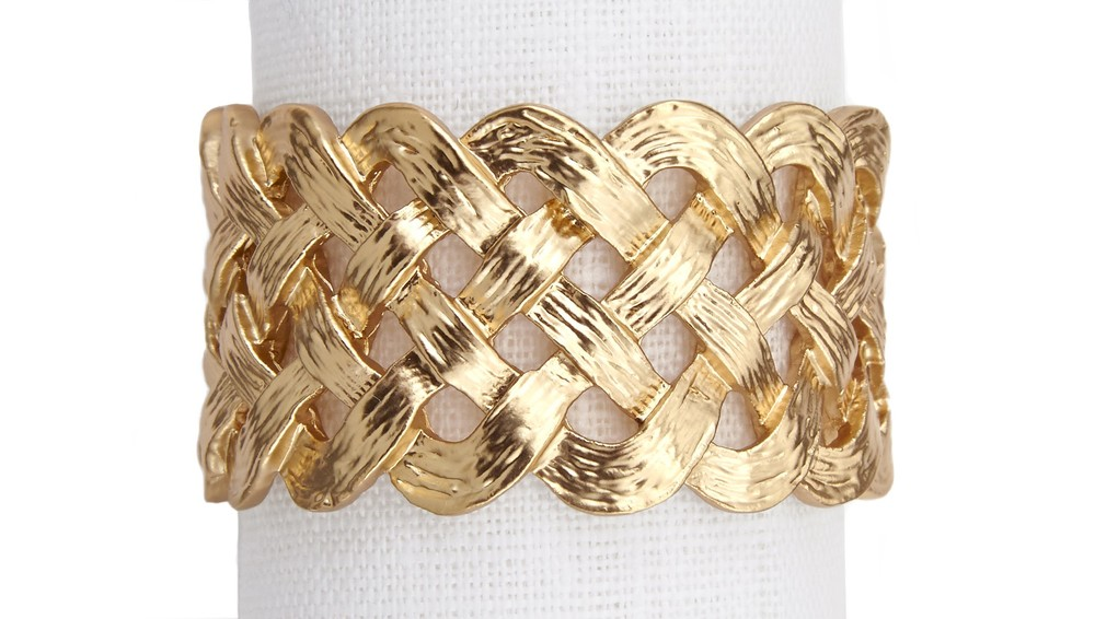 Golden Rule - Napkin rings by L'Objet | MSH Agency.jpg