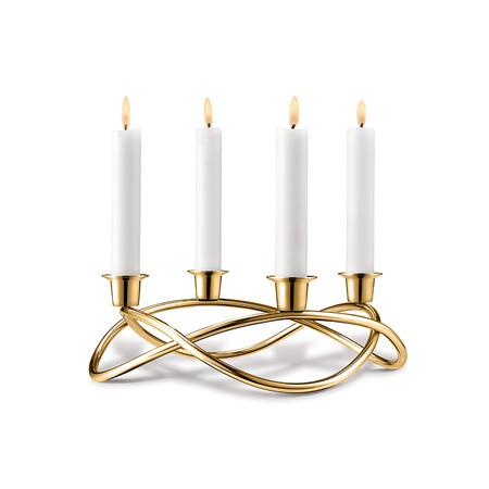 Golden Rule - Season Candle holder by Georg Jensen | MSH Agency.jpg
