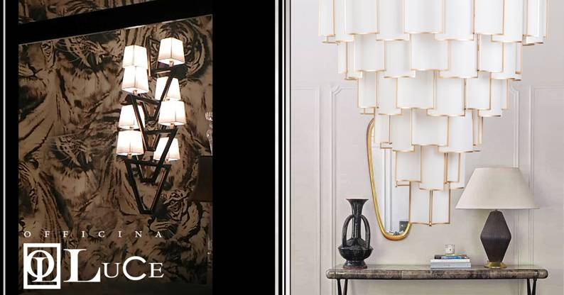 Officina Luce new lighting collection