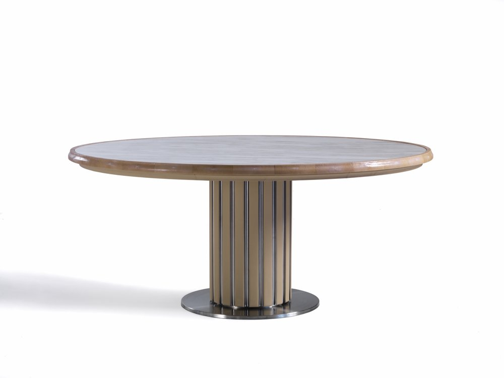 Annibale Colombo Dining Table made bespoke for the superyacht project | Masha Shapiro Agency.jpg