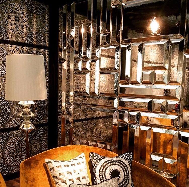 Decorex 2016 - White metal elements from Sicis | Masha Shapiro Agency.jpg