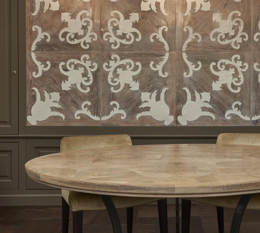 Decorex 2016 - Lemma wood flooring stand | Masha Shapiro Agency.jpg