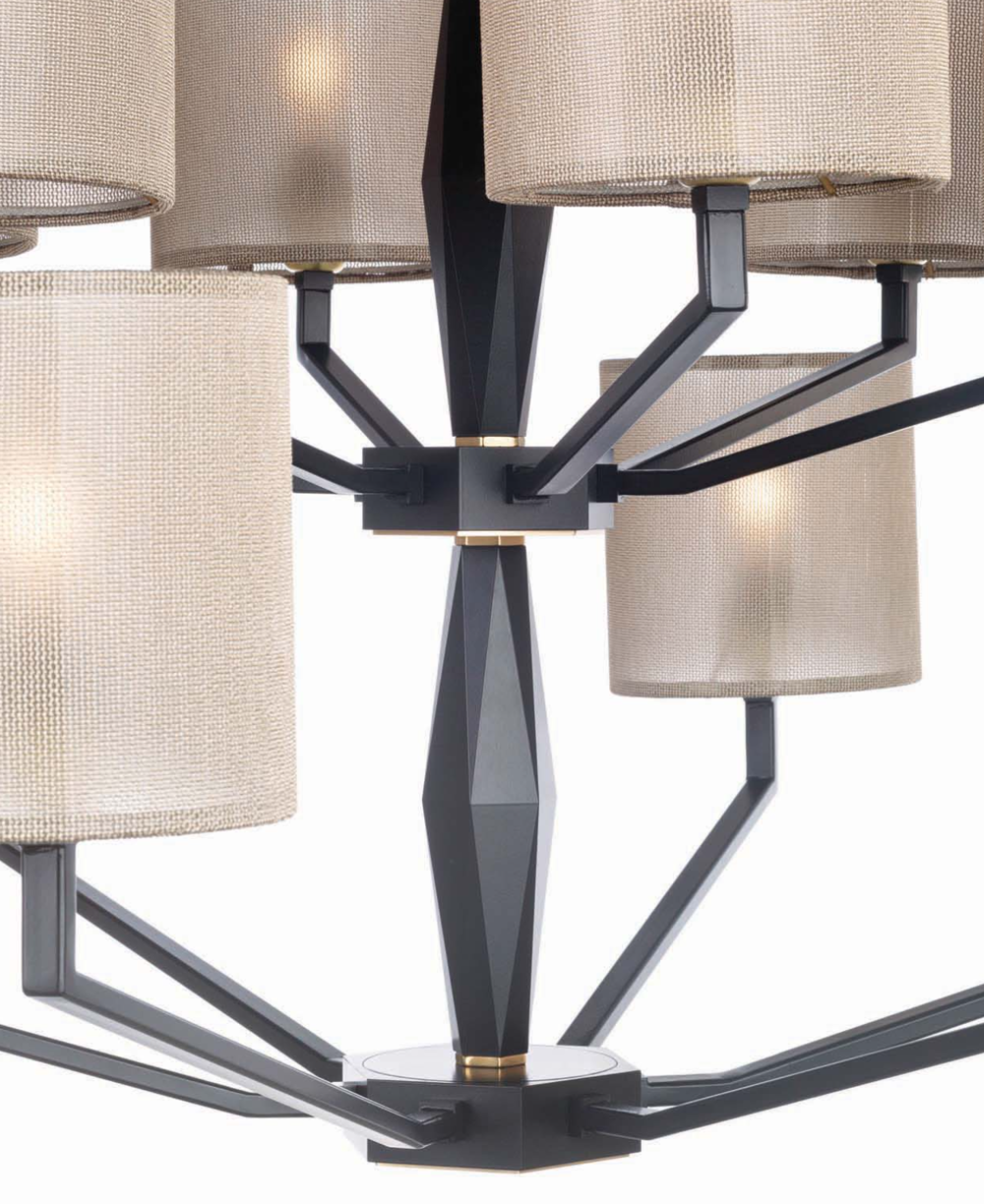 Officina Luce Top chandelier 12 lights detail | Masha Shapiro Agency.png