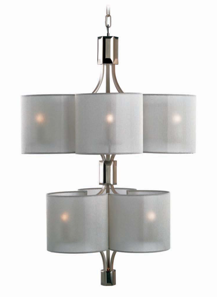 Officina Luce Bloom chandelier | Masha Shapiro Agency .png