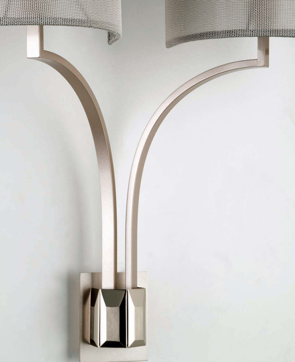 Officina Luce Bloom wall light detail | Masha Shapiro Agency .png