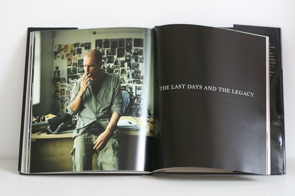 Interiors Advent Calendar - V&A Savage Beauty - Alexander McQueen's legacy  @ Masha Shapiro Agency.jpg