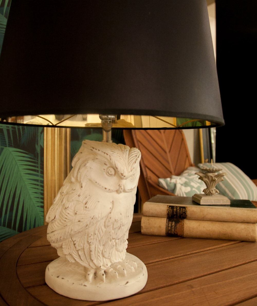 Interiors Advent Calendar - Chelini table lamp @ Masha Shapiro Agency.png