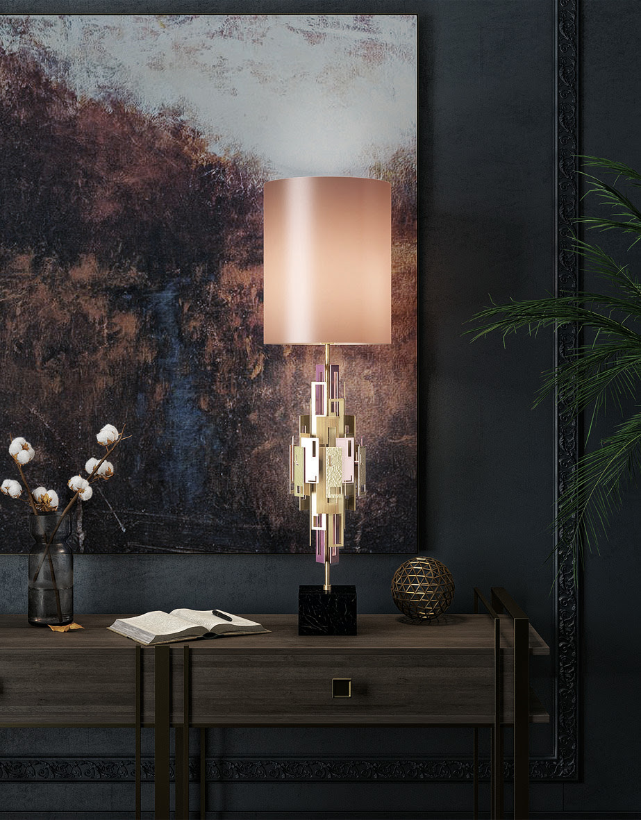 Officina Luce - Glam table lamp @ Masha Shapiro Agency.jpg