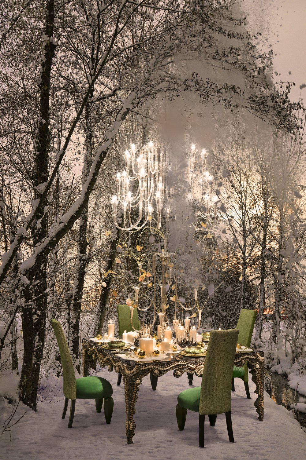 Interiors Advent Calendar - Christmas dining by VG New Trend @ Masha Shapiro Agency.jpg