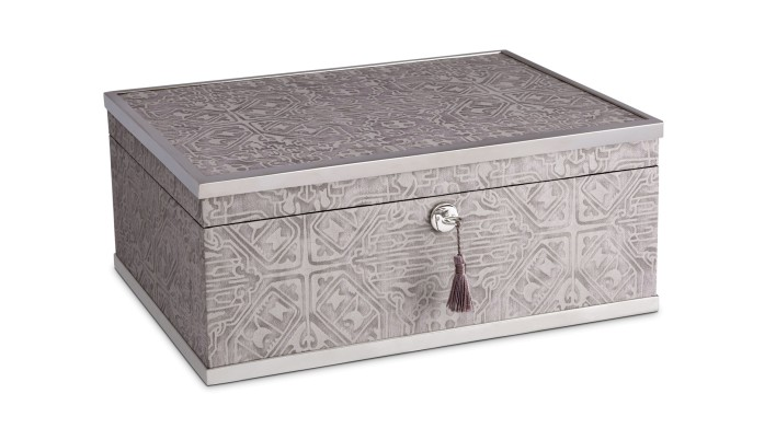 Interiors Advent Calendar - L'objet Fortuny box from Luxdeco - Mahsa Shapiro Agency.jpg