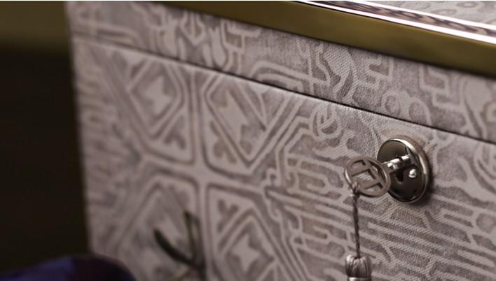 Interiors Advent Calendar - L'objet Fortuny decorative jewellry box - Mahsa Shapiro Agency.jpg