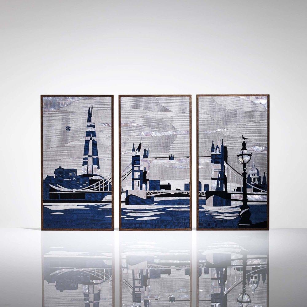 Interiors Advent Calendar - David Linley London Triptych @ Masha Shapiro Agency.jpg
