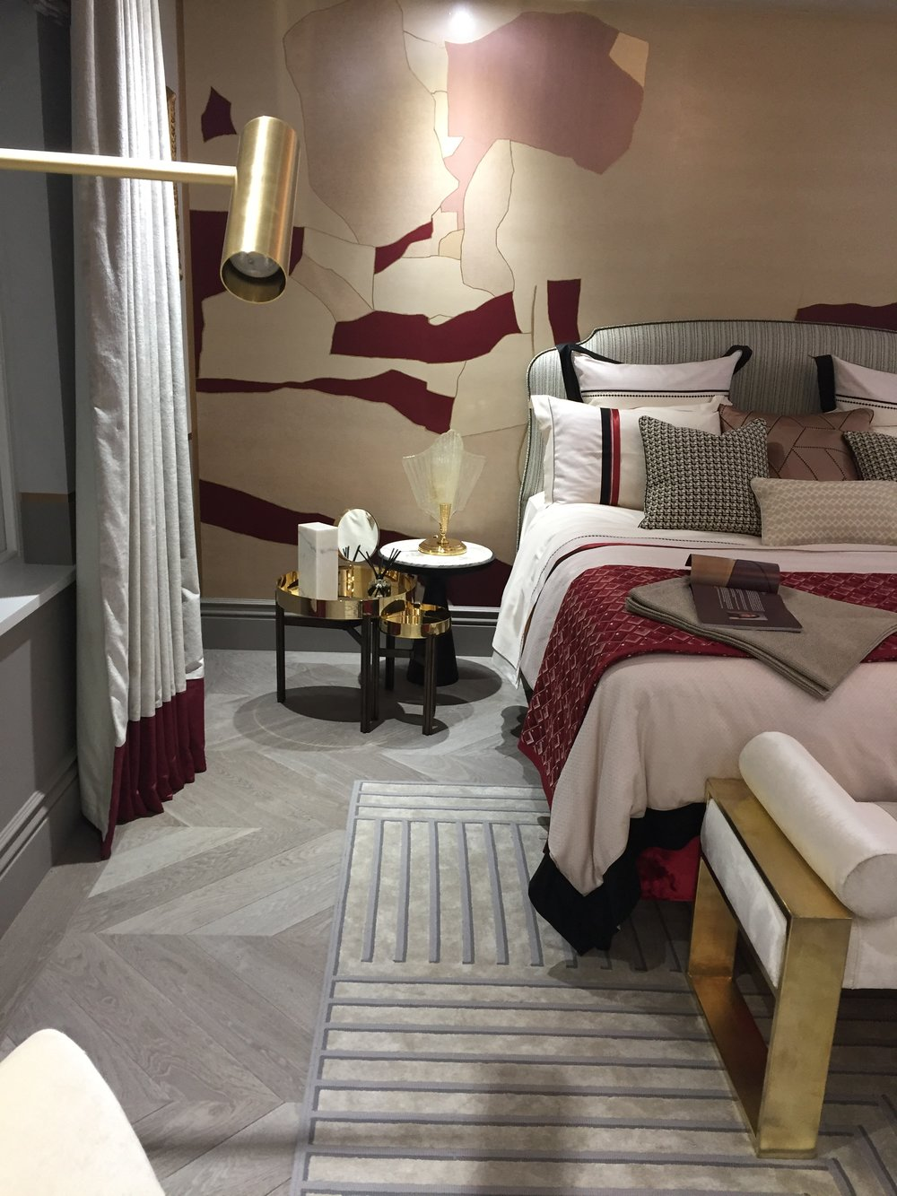 Holiday House London, An Interior Design Event With A Cause - Shalini Misra Bedroom.JPG