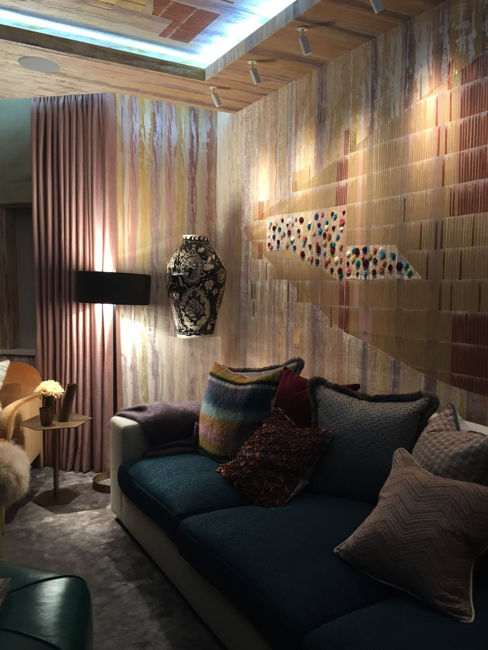 Holiday House London, An Interior Design Event With A Cause - The Snug by Natalia Miyar Atelier x LuxDeco.JPG