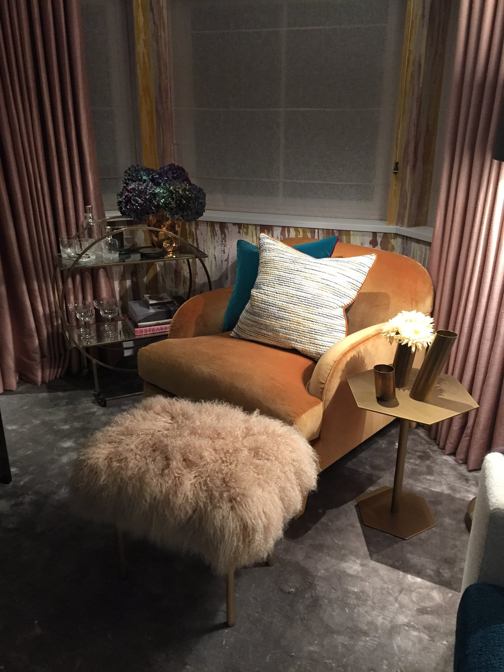 Holiday House London, An Interior Design Event With A Cause - The Snug by Natalia Miyar x LuxDeco.JPG