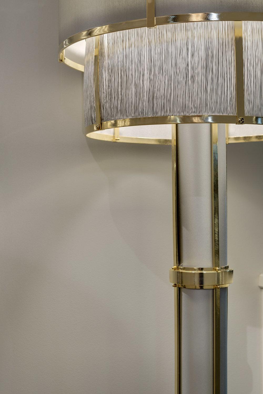 Tech in Interiors - OFFICINA LUCE FLOOR LAMP WITH METAL MESH - Masha Shapiro Agency UK.jpg