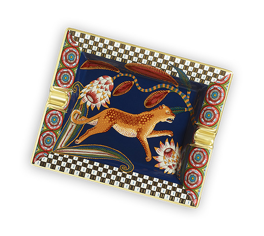 Interiors Advent Calendar - Savana Dance tray by Hermes - Masha Shapiro Agency UK.jpg