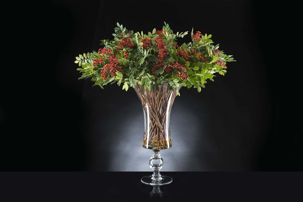 Interiors Advent Calendar - VG New Trend Eternity Bowl Red Berries via Masha Shapiro Agency UK.jpg