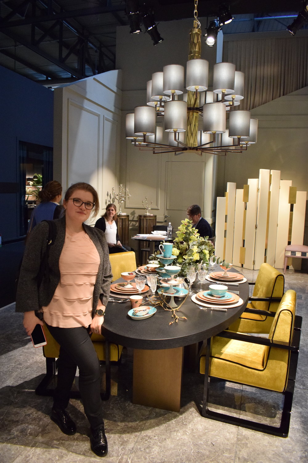 MSH at Salone - Officina Luce.JPG