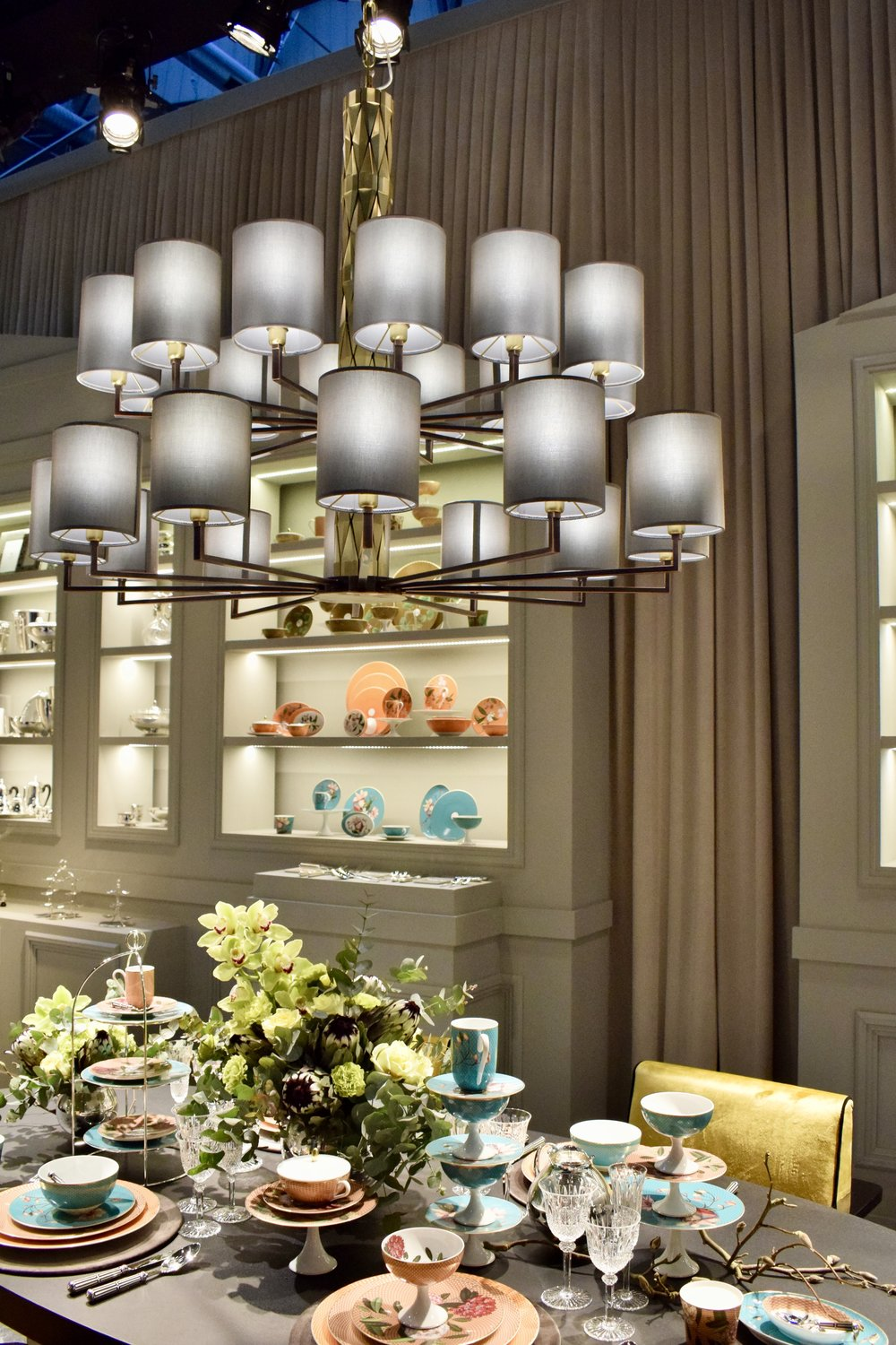 Let's talk about lead time by Officina Luce via Masha Shapiro Agency UK - dining room splendour.jpg