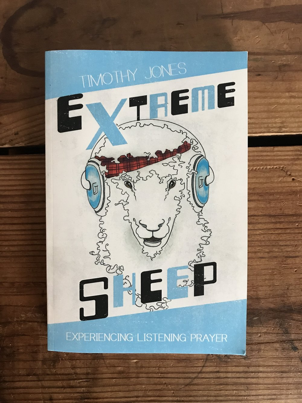 Cover Illustration, Extreme Sheep