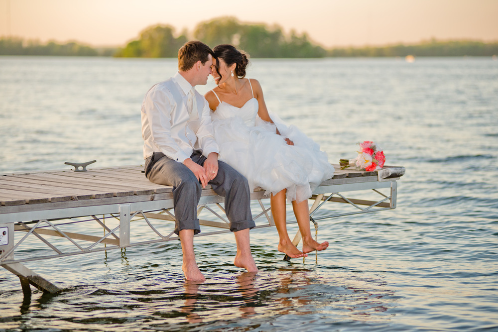 Bay Pointe Inn Wedding