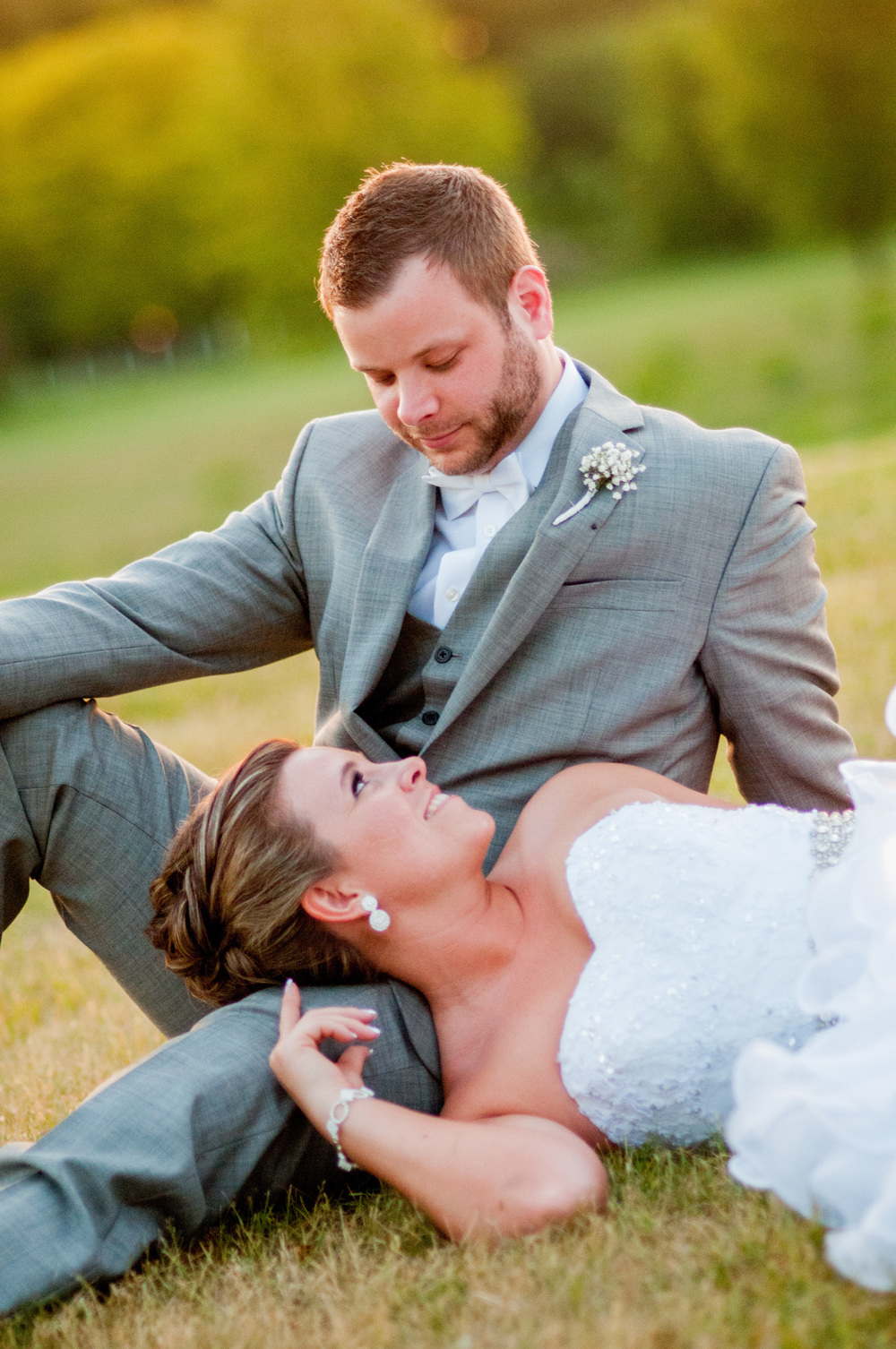 Tamron Country Club Wedding