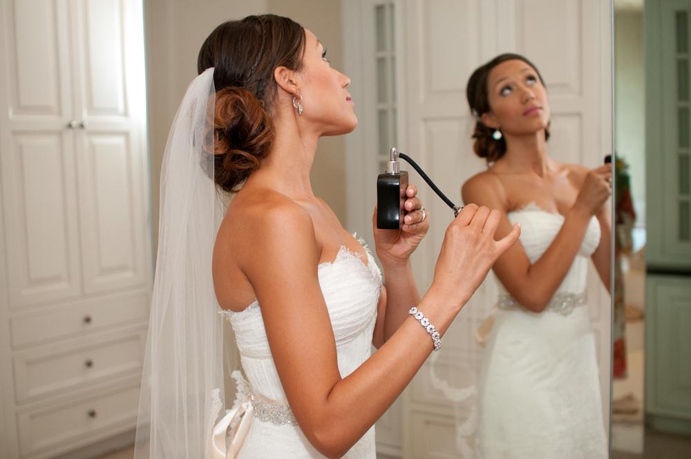 Bridal Primping
