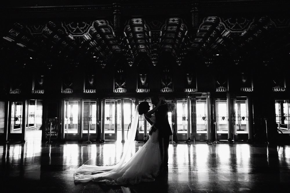 Fox Theater Wedding Photography