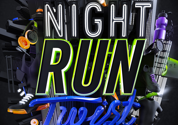 NIGHT RUN TWIST  –  AD CAMPAIGN