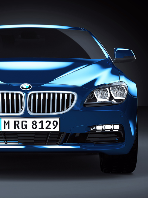 BMW COUPE I6 - CGI VISUALS