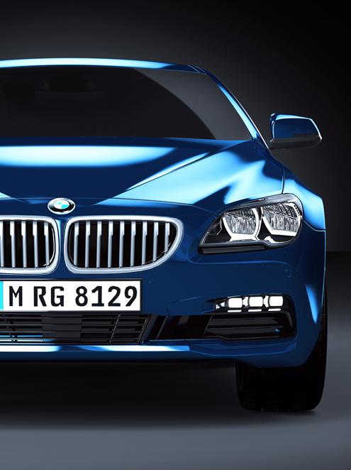 BMW COUPE I6 - CGI VISUALS