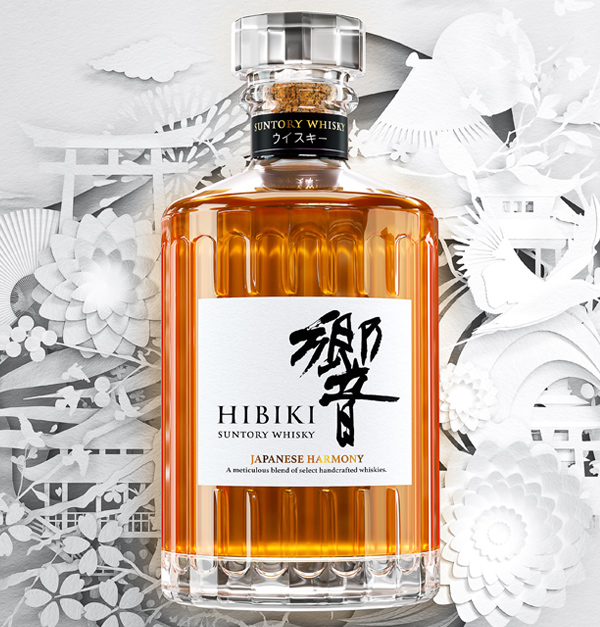 HIBIKI WHISKY - ARTWORK & CG