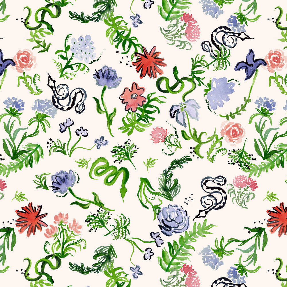 snake and floral_150.jpg
