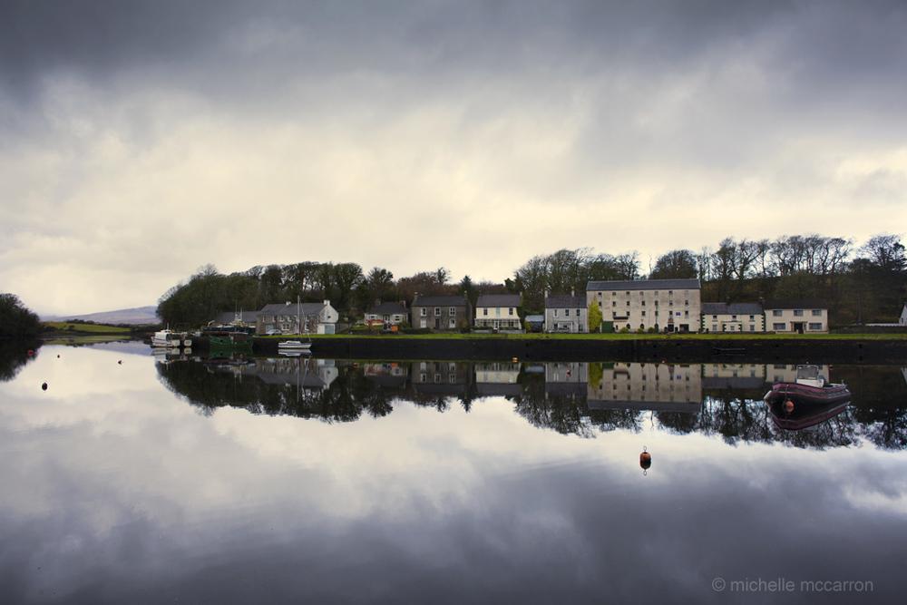 Newport reflected, Mayo. © Michelle McCarron