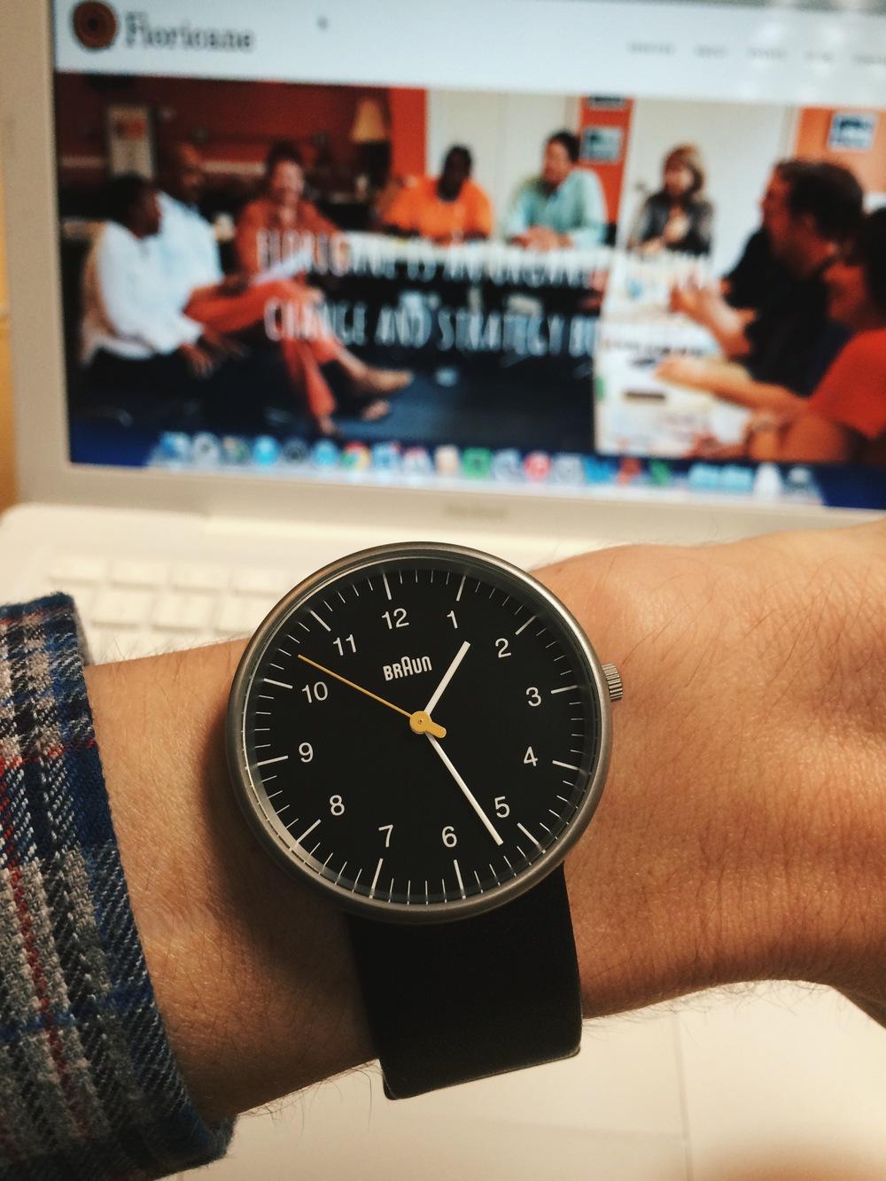 Wristwatch Floricane